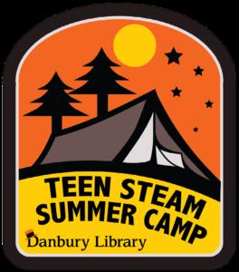 teen steam summer camp logo