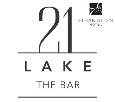 21 Lake Restaurant and Bar Logo
