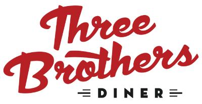 Three Brothers Diner Logo