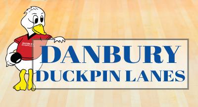 Danbury Duckpin Lanes Logo