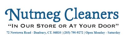 Nutmeg Cleaners Logo