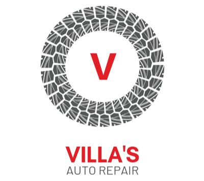 Villas Auto Repair Logo